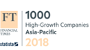 1000 Hight Growth Compnaies 2018
