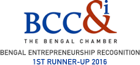 BCC&i Entrepreneurship Recognition 2016